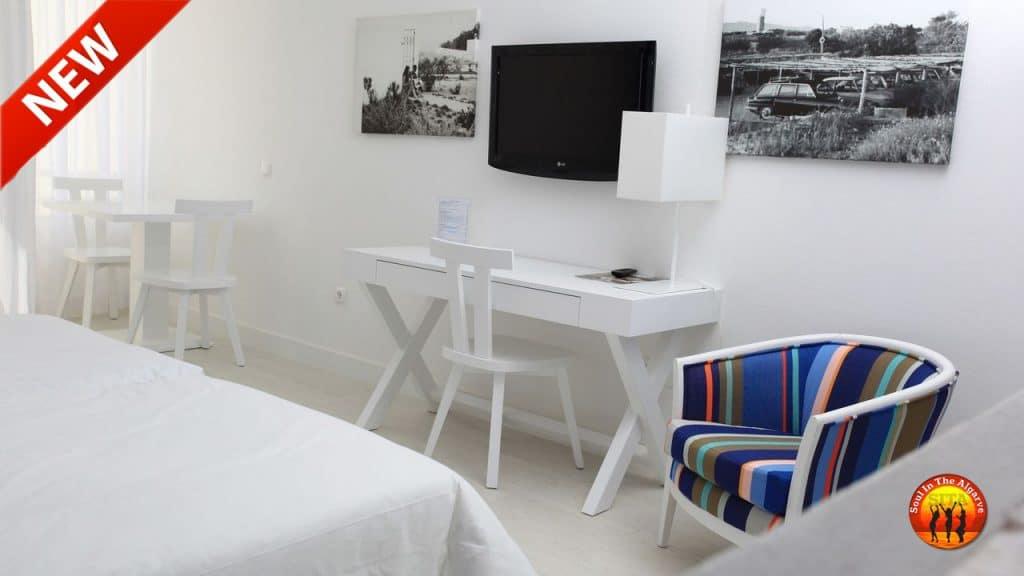 Soul in the Algarve SITA Prainha clube Portugal Soul Weekender Accommodation T0
