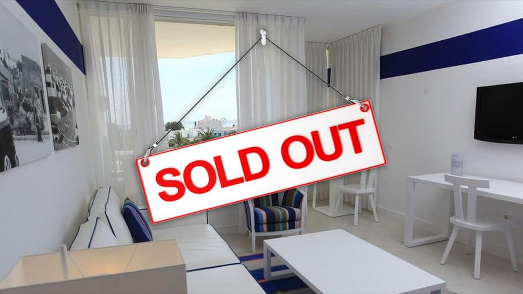 SITA-Sold-Out-sea view t1 clube for 2