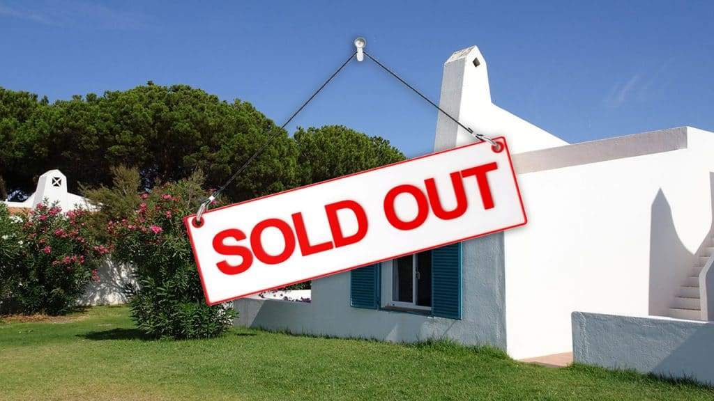 sold out 3 bedroom Prainha