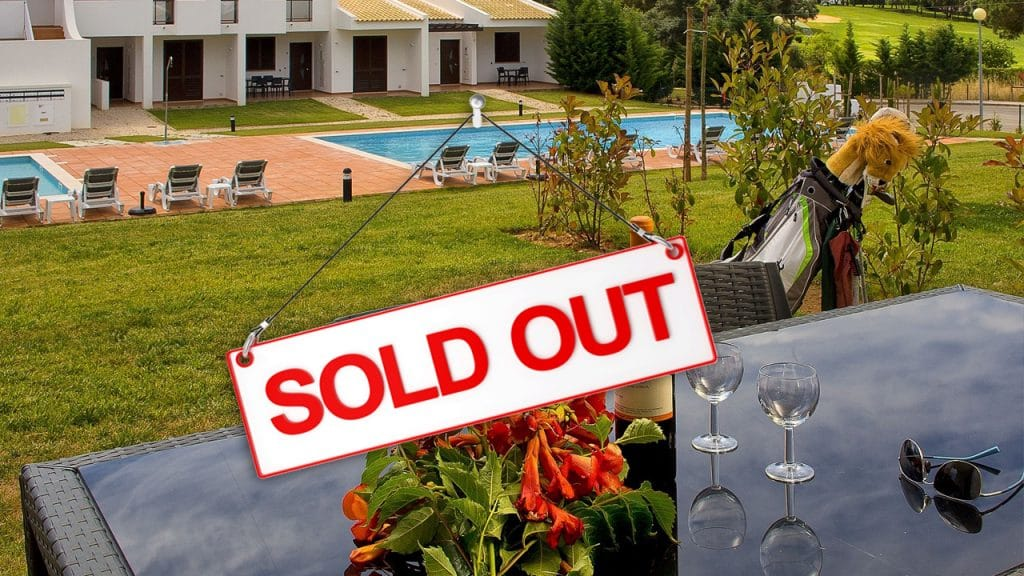sold out Alto Pool View Soul in the Algarve Portugal Soul Weekender