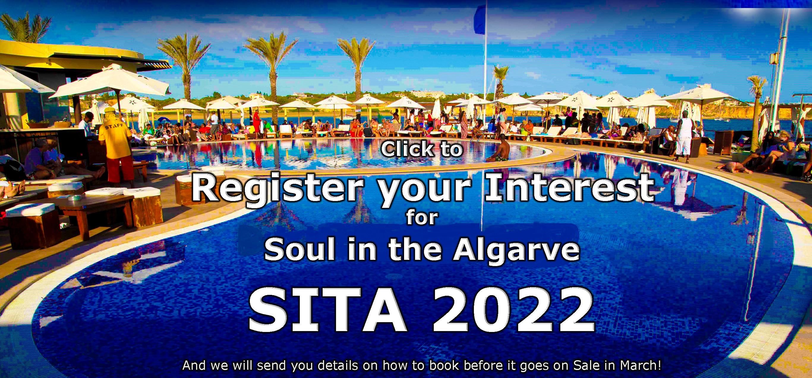 Register your interest in SITA 2022 2